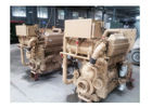 CCEC Cummins Turbo-Charged KT19-P500 Industrial Diesel Engine ,For Water Pump,Sand Pump,Mixer Pump
