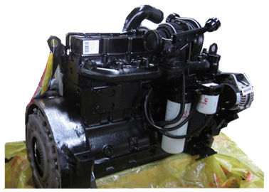 Air Cooled 300HP Cummins Diesel Truck Engine, Mesin Diesel Berat 6 Silinder