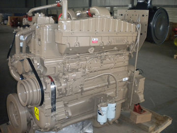 NTA855-P450 Stationary Diesel Engine, Mesin Diesel Pertanian Dengan Power Take Off