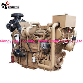 CCEC Cummins Turbo-Charged KT19-P500 Industrial Diesel Engine, Untuk Pompa Air, Pompa Pasir, Pompa Mixer